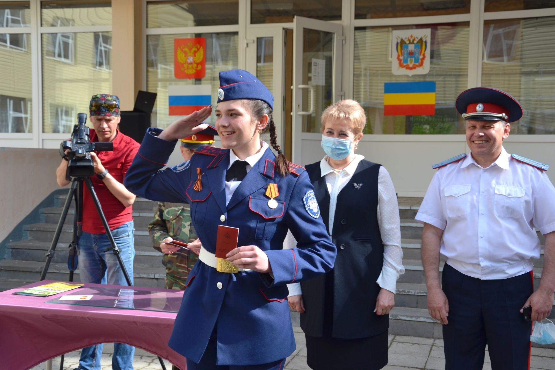 Медали за участие в военном параде