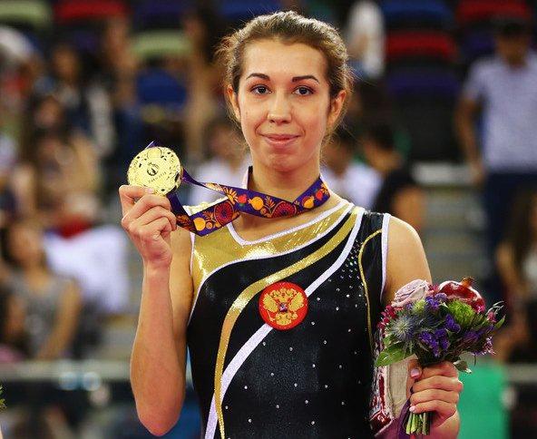 Ростовчанка — победительница Чемпионата Европы по прыжкам на батуте