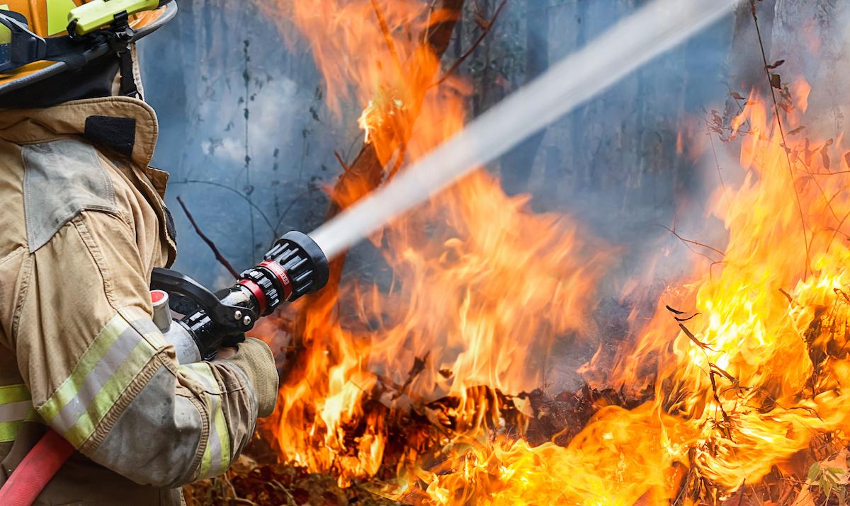 4 мая — Международный день пожарных