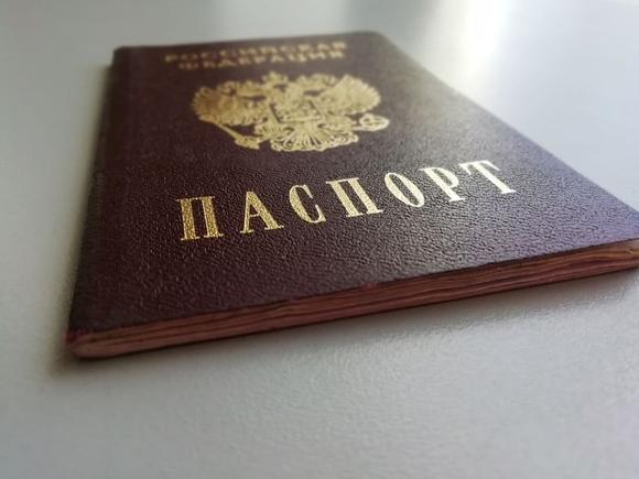 Больше полумиллиона жителей Донбасса получили российские паспорта