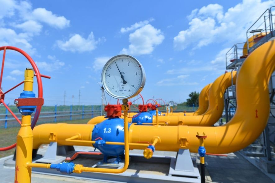 Еще пять населенных пунктов Дона будут газифицированы