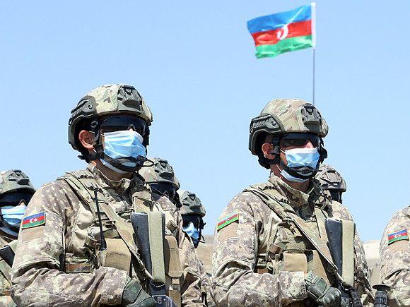 Азербайджан захватил в плен шесть армянских военных