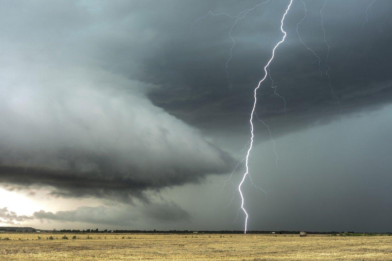 В Ростовской области объявлено штормовое предупреждение