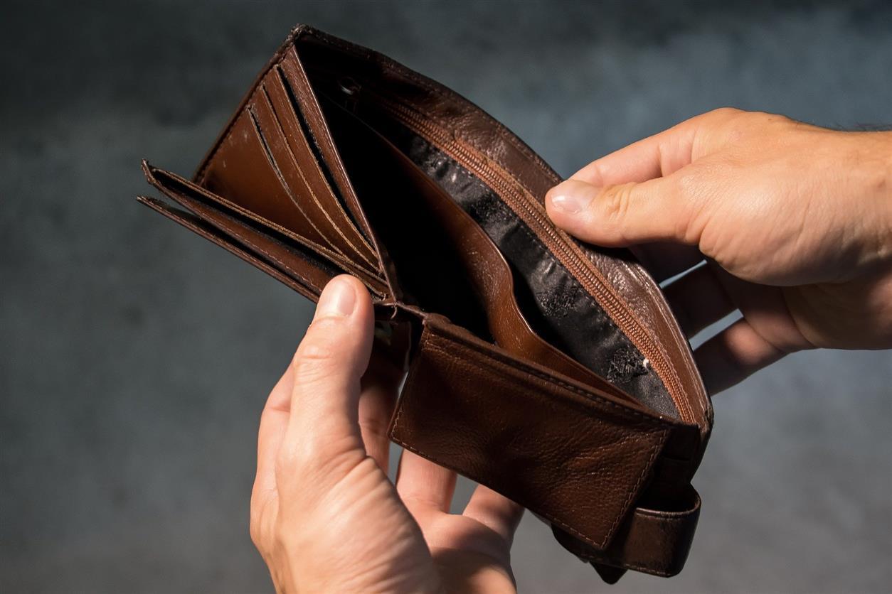 Белокалитвинский воришка уволок кошелек