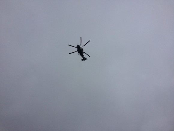 Под Архангельском разбился вертолет, есть погибшие