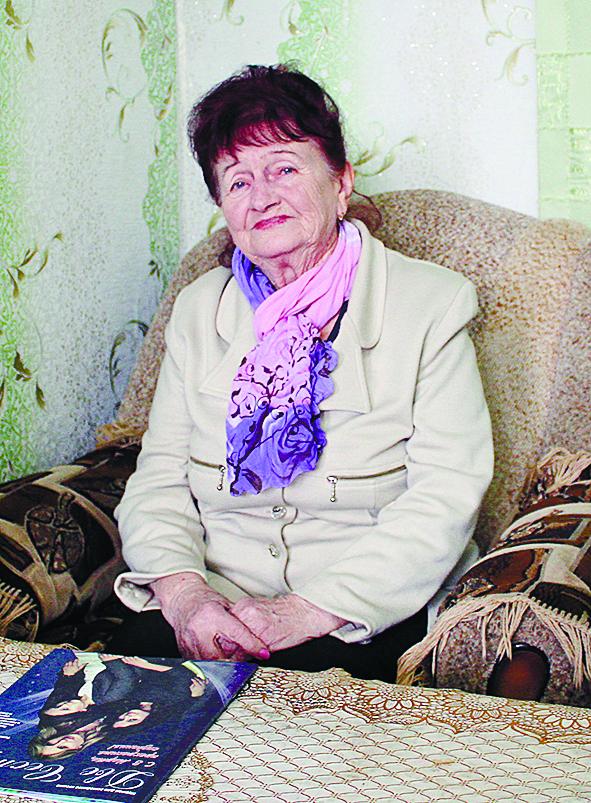 Хранительница истории хутора Головка