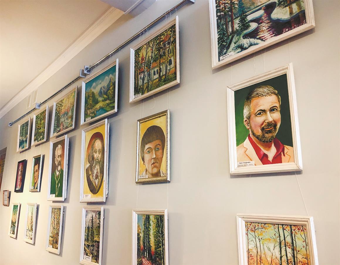 В Белокалитвинском историко-краеведческом музее более 30 новых работ