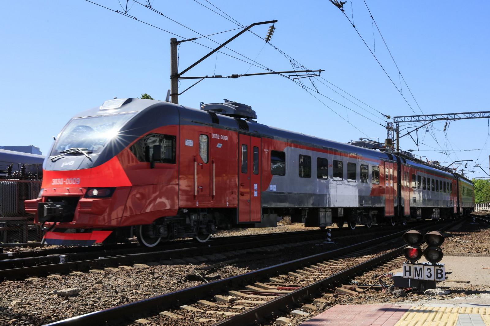 С 21 июня запустят новая утренняя электричка «Таганрог – Ростов»