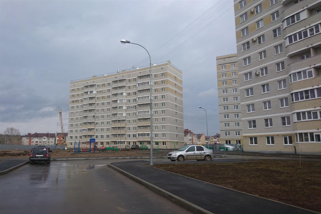 В Белокалитвинском районе из аварийного жилья переселена 71 семья