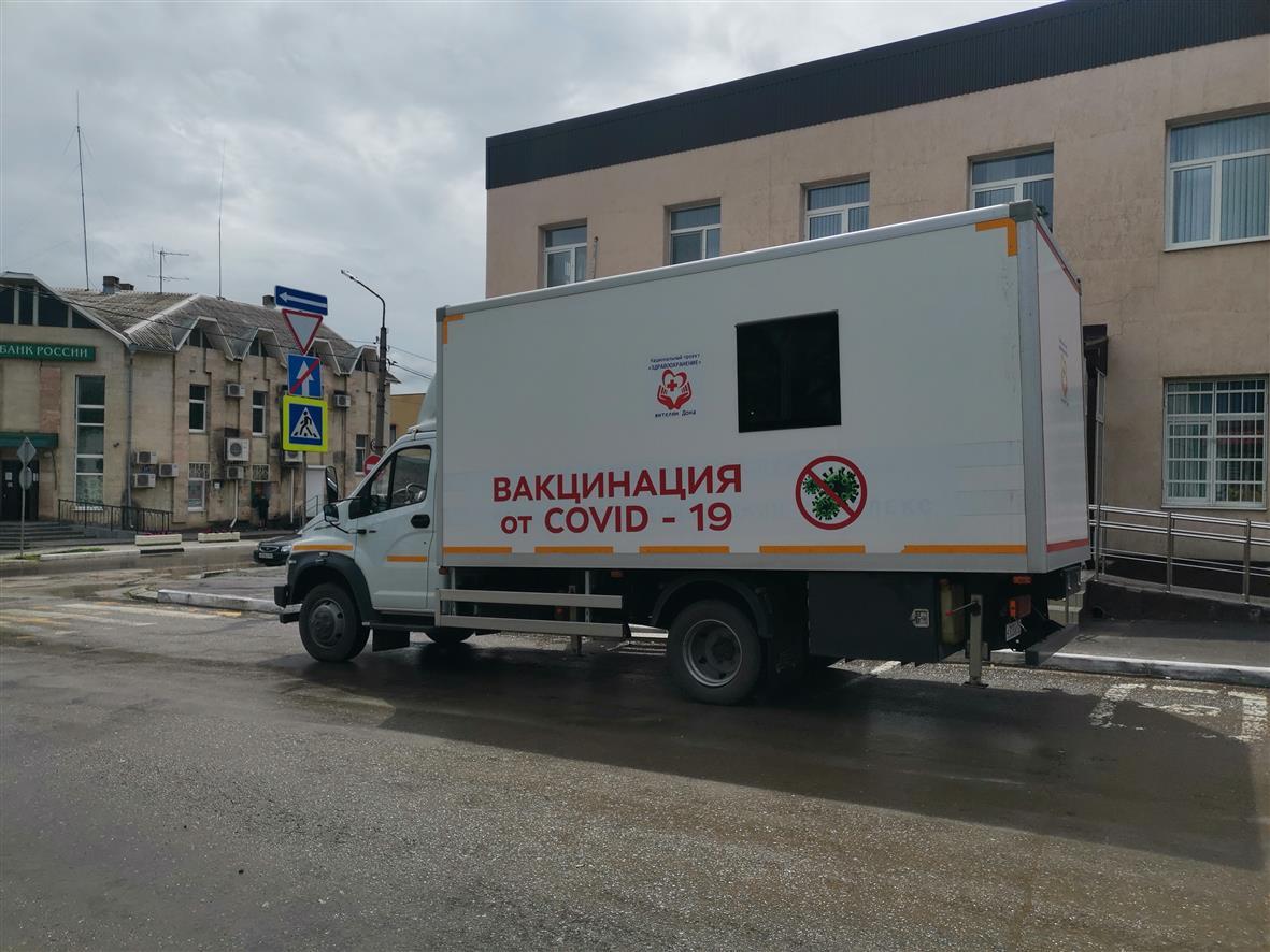Более 9000 жителей Белокалитвинского района привились от коронавируса
