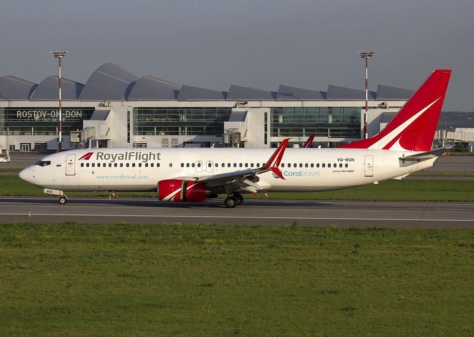 Увеличено число рейсов на курорты и в столицы из аэропорта «Платов»