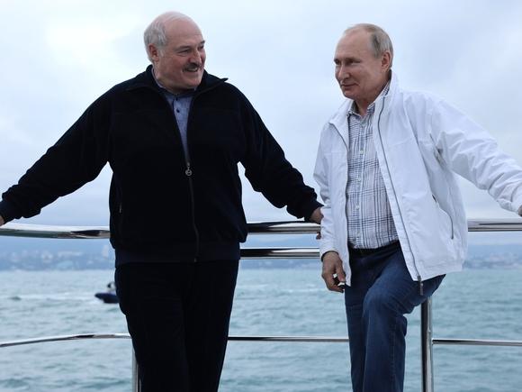 Россия поможет Белоруссии подготовить ответ на западные санкции