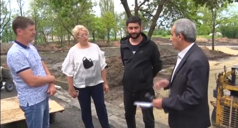80 млн рублей на парки Белокалитвинского района