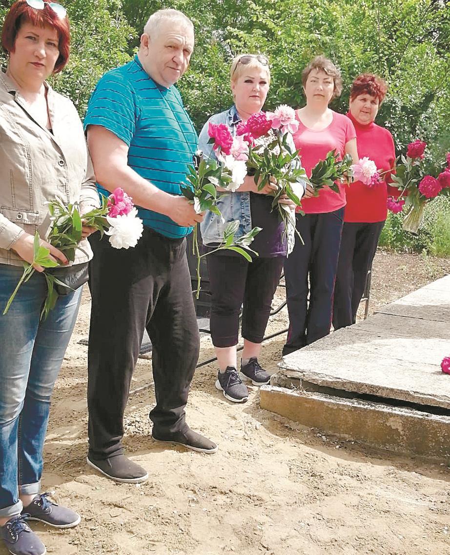 В Белокалитвинском районе почтили память погибших шахтеров
