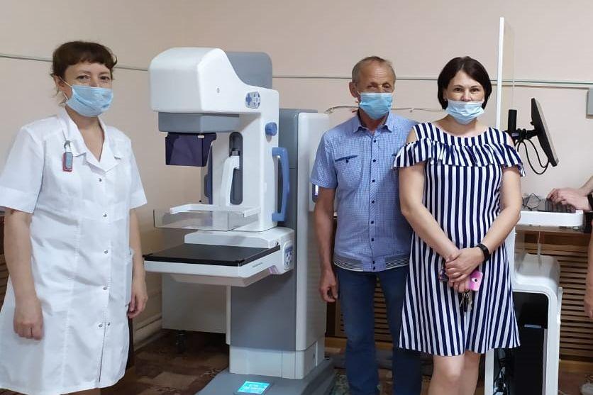 В больнице Цимлянского района появилось новое оборудование