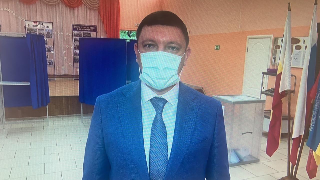 Врачи Белокалитвинского района проголосовали на счётных участках