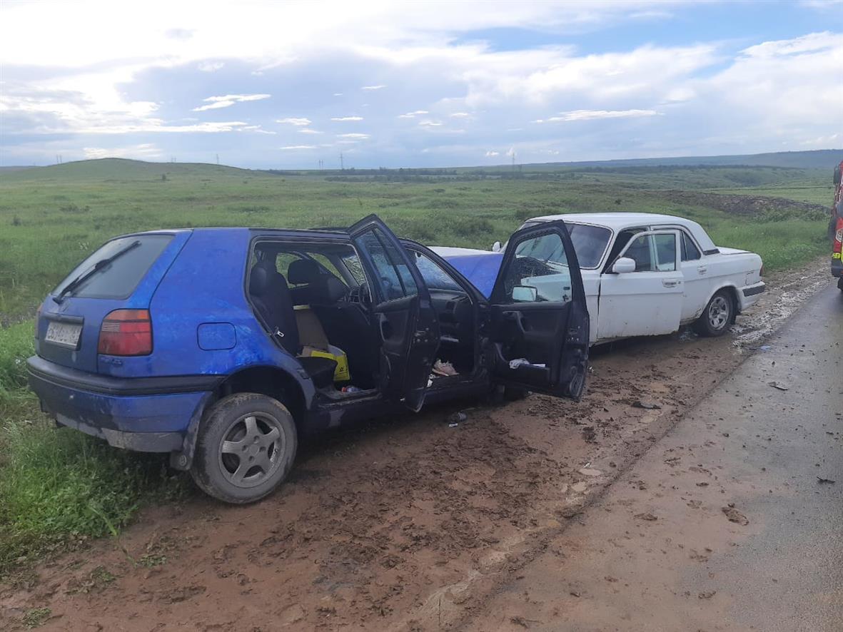 На трассе Шахты — Белая Калитва произошла авария