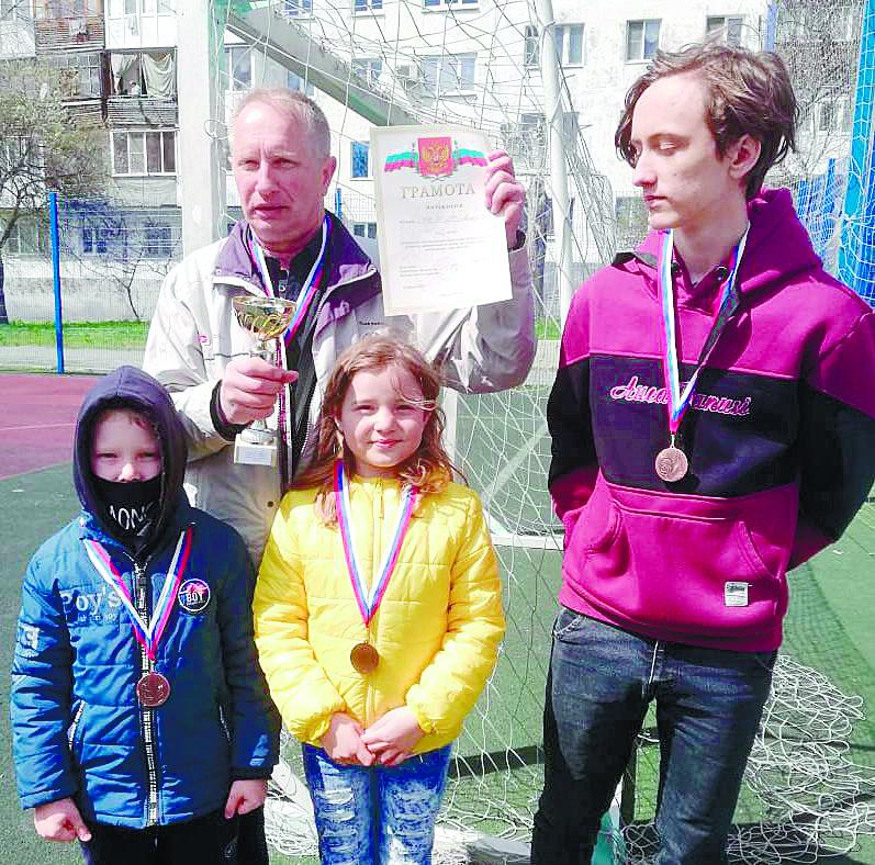Белокалитвинцы — бронзовые призеры в автомодельном спорте
