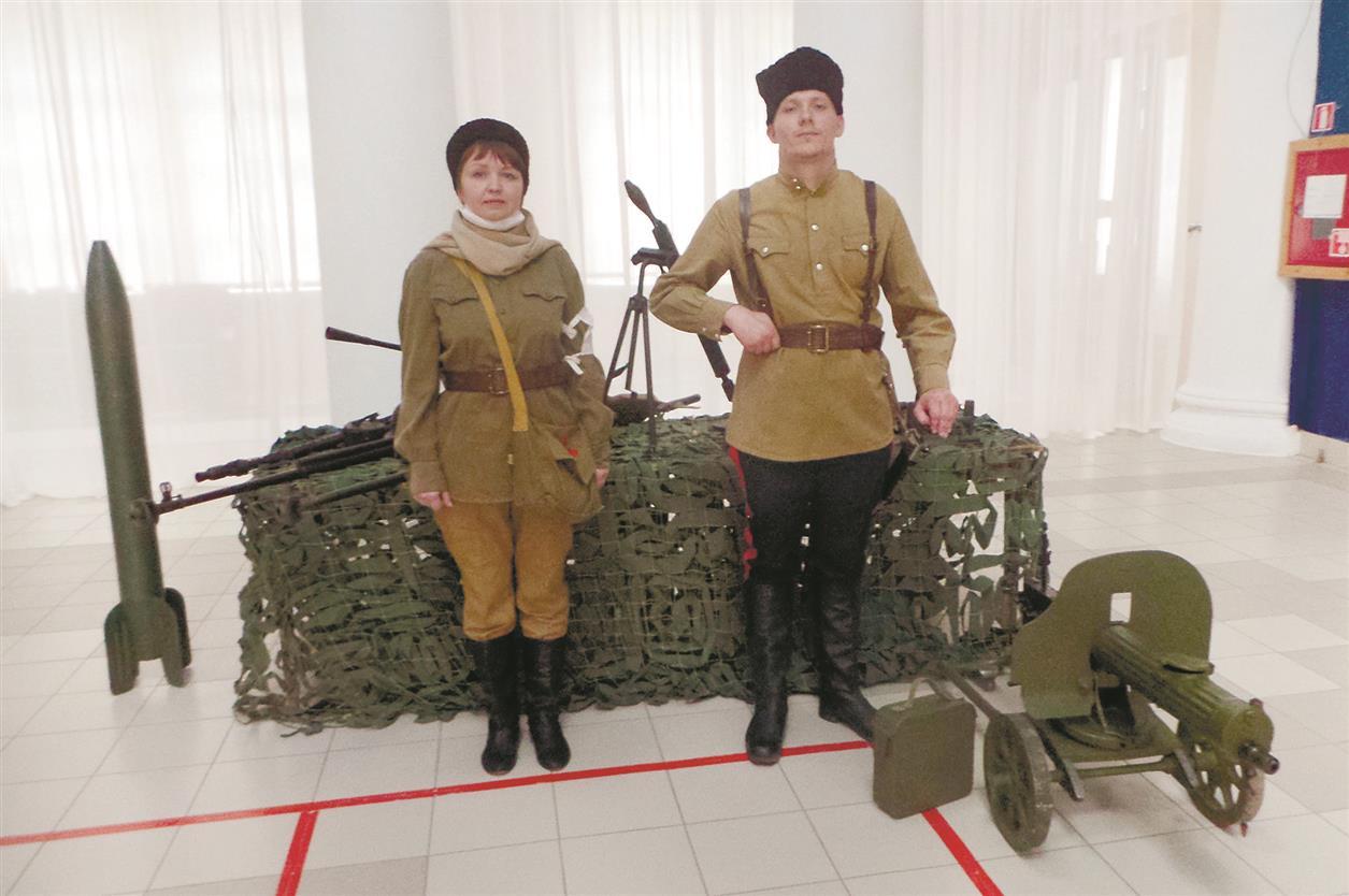 Во Дворце культуры имени Чкалова прошел большой круг казаков Усть-Белокалитвинского юрта