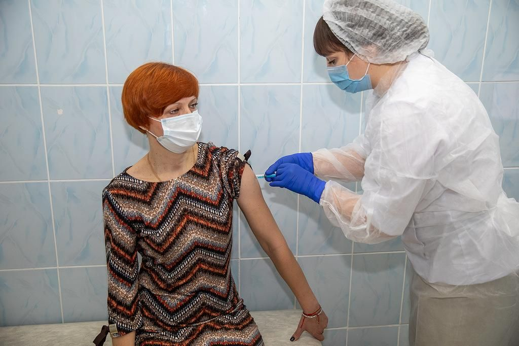 В Ростовской области от ковида привито почти 24% взрослого населения
