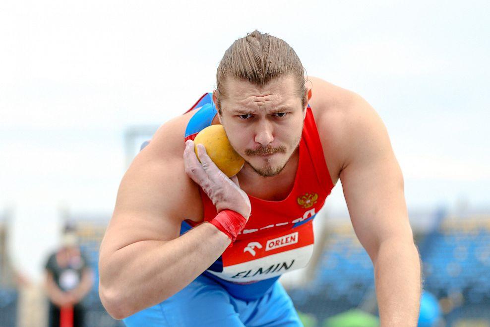 Донские спортсмены установили два рекорда на чемпионате Европы по легкой атлетике