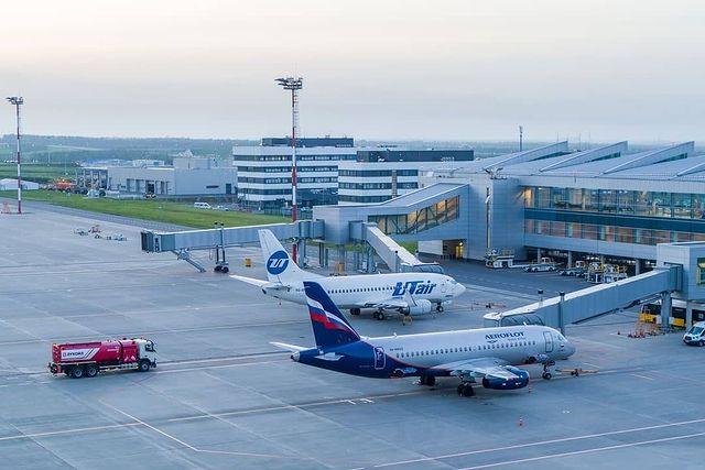 В аэропорту Платов задержали двух иностранных экстремистов
