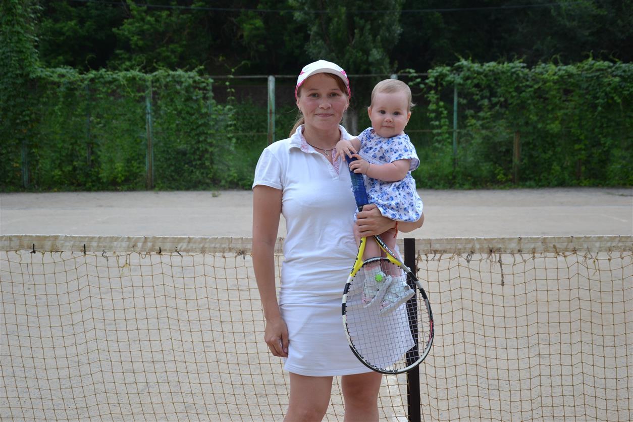 Теннис в Белой Калитве: не только пинг-понг