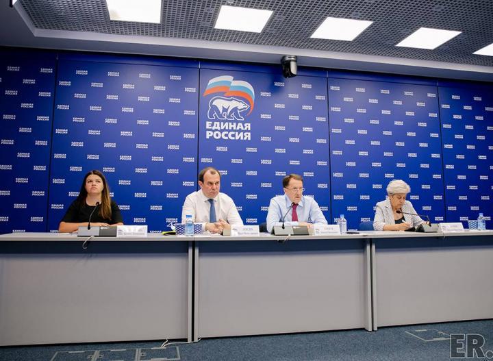 Фермеры рассказали, каким они видят развитие села в народной программе «Единой России»