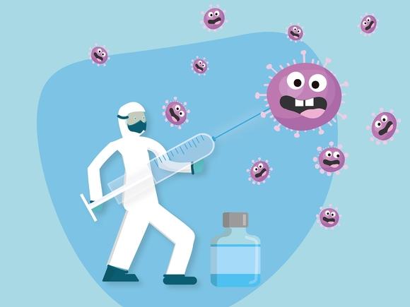 ВОЗ: Эффективность вакцин против индийского штамма «дельта» низкая