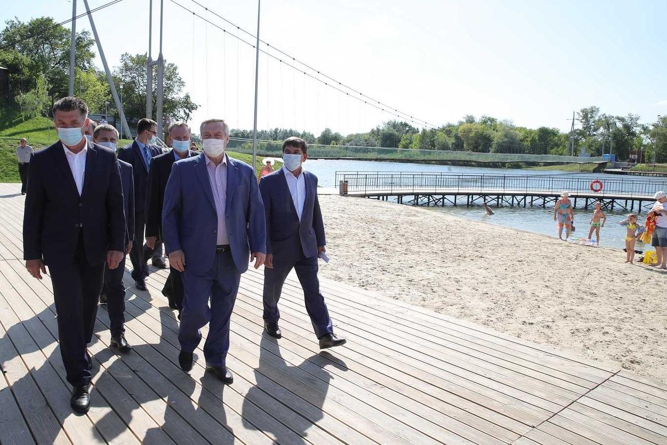 В Ростовской области подвели итоги реализации госпрограммы «Комплексное развитие сельских территорий»