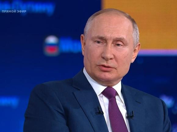 Путин признал, что кредитование малого бизнеса под 18% — это «многовато»
