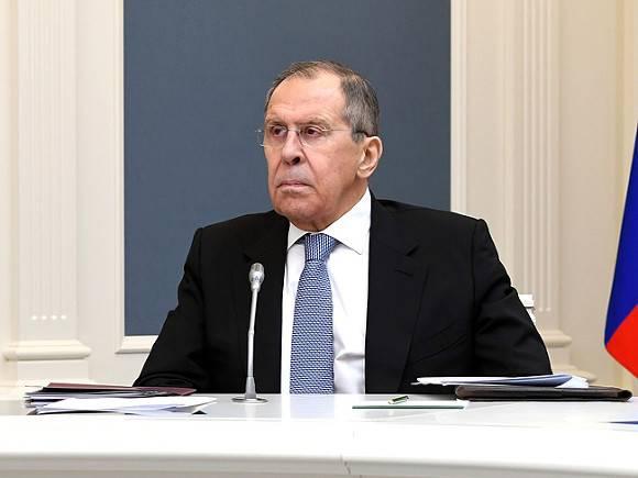 Лавров заявил о стремительной деградации ситуации в Афганистане