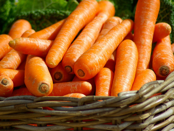 В Новосибирске цена на морковь достигла 215 рублей за килограмм