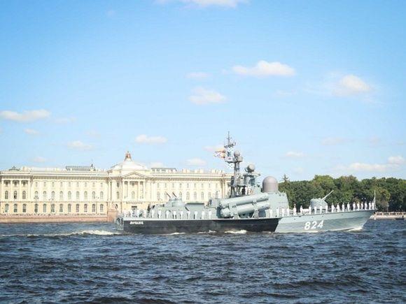 Путин подписал указ о проведении Главного военно-морского парада в Петербурге