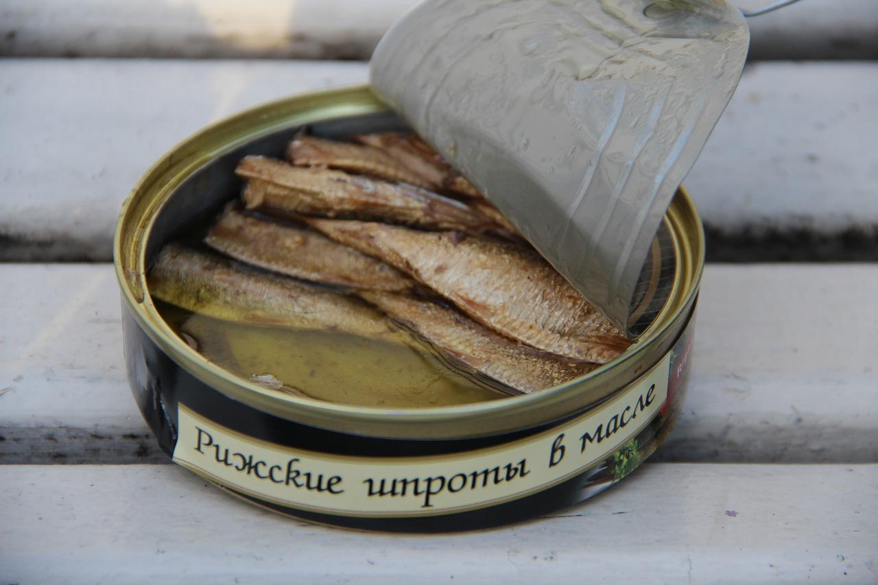 В России предупредили о вероятном подорожании рыбных консервов