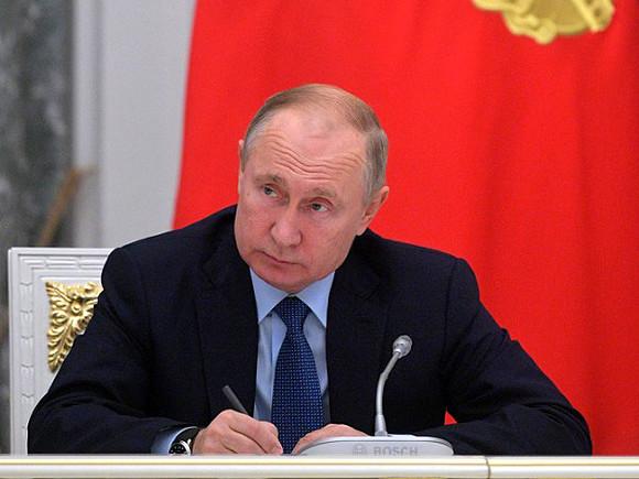 Путин назвал нерешенные проблемы в России