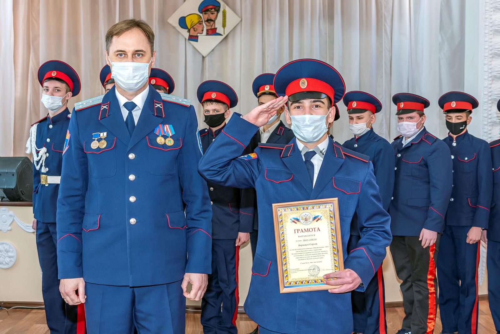 В Белокалитвинском районе реализуют казачий грантовый проект