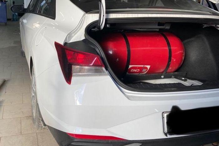 На Дону в этом году переведут на метан еще 1750 автомобилей
