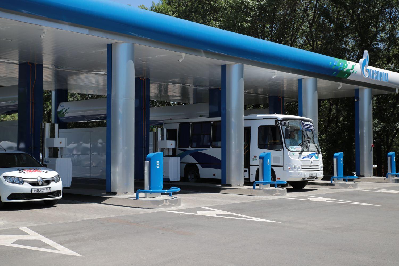 Ростовская область – лидер по развитию инфраструктуры для использования на транспорте самого экологичного топлива