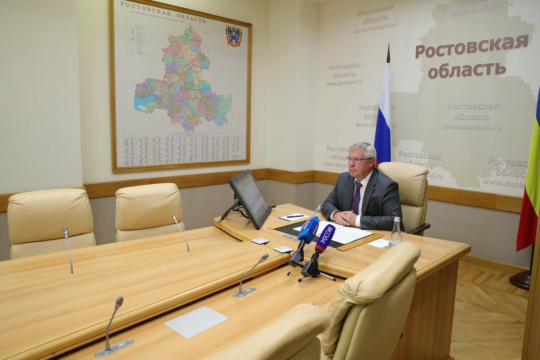 В Ростовской области поддержат инвестпроекты  по развитию глубокой переработки сельхозпродукции
