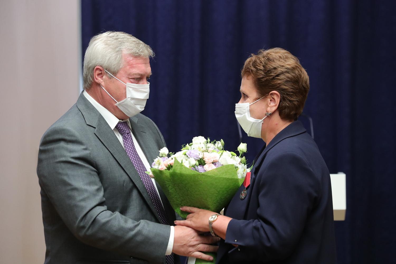 Донским аграриям вручили государственные награды