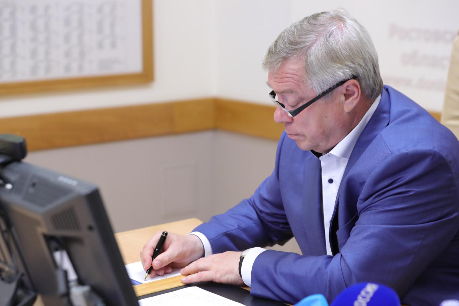 В Ростовской области усилены противоковидные ограничения