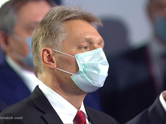 В Кремле не обсуждают ввоз иностранных вакцин