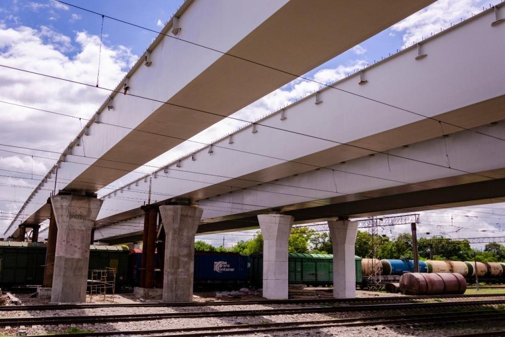 Мост на Малиновского в Ростове откроют 1 августа