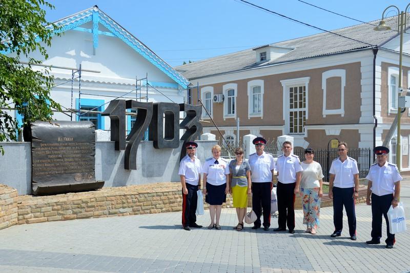 Белокалитвинский район посетила делегация ЛНР
