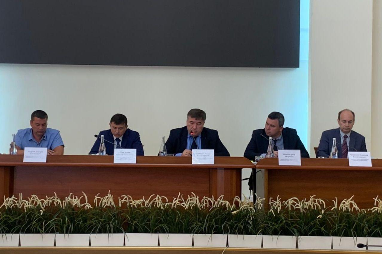 Жилищный фонд и объекты инфраструктуры на Дону подготовят к отопительному периоду до 1 октября