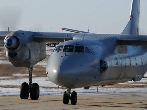 На Камчатке рухнул самолет Ан-26