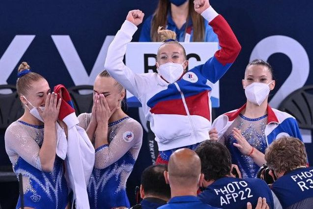 Донская гимнастка завоевала золото Олимпиады в Токио