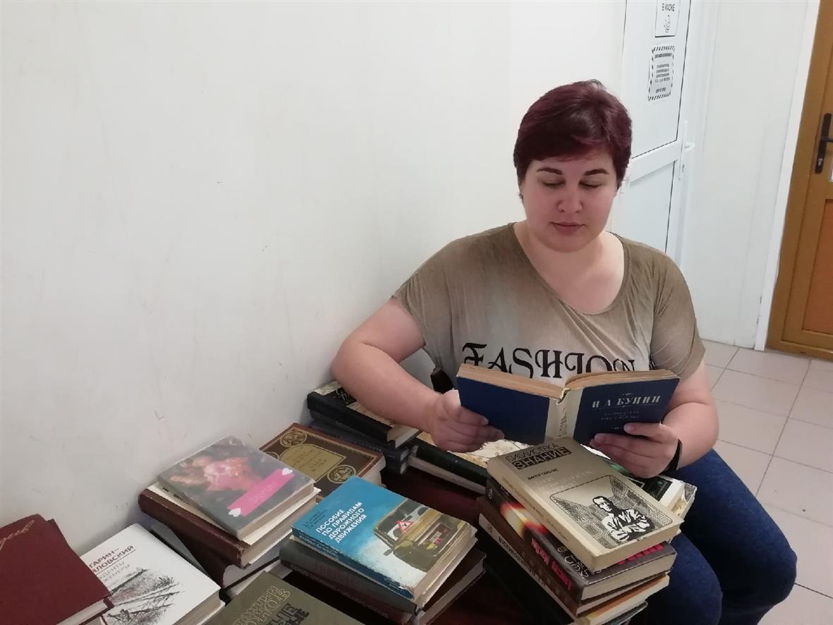 Круговорот книг в природе: не продавайте то, что не создали