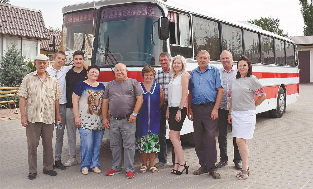 Тридцать лет по дорогам страны колесит автотранспорт белокалитвинской «Автоколонны-1991»